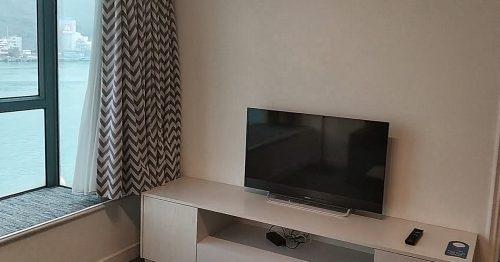 香港汀蘭居-電視