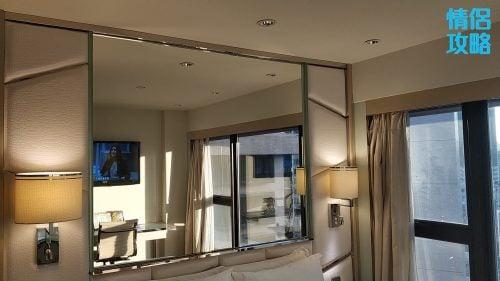 九龍城富豪東方酒店-床頭鏡