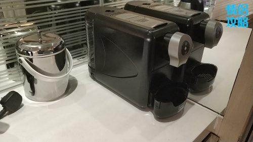九龍城富豪東方酒店-咖啡機