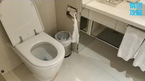 九龍城富豪東方酒店-廁所