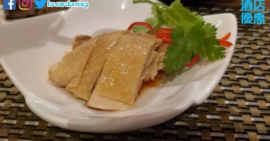 泰式海南雞