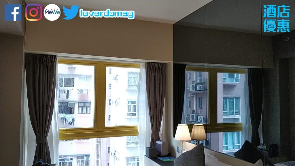 銅鑼灣頤庭酒店-大鏡